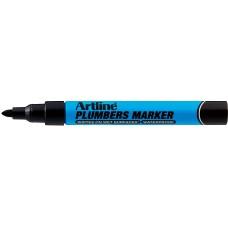 Märkpenna Artline EKPR-PLM Plumbers Marker, Svart 1/fp