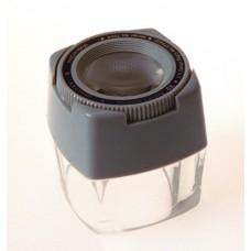 Lupp WALTEX justerbar fokusering Ø 22 mm 8 ggr förstoring