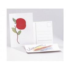 Vykort (tomma) 100x150mm - Gör dina egna vykort , papp, Vita, 50/fp