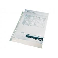 Plastfickor / Plastficka Esselte Heavy Duty (56093) A4 105my glasklar 100/fp