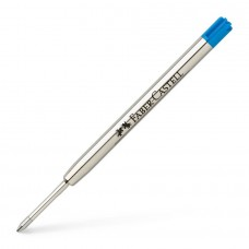 Patron/Refill Faber-Castell Ballpoint pen refill, B (Broad), Blå
