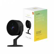 Nätverkskamera, inomhusbruk, WiFi, Hombli Smart Indoor Camera (EU), Svart