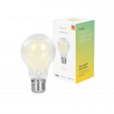 Smart lampa, WiFi, Hombli Smart Bulb E27, LED, CCT, 7W, Dimbar, Retro Filament, med retrofilament