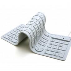 Tangentbord Kondator Flexfold Midi Keyboard (SE/FI), vikbart
