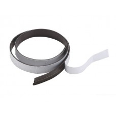 Magnettejp/Magnetband, magnetisk tejp, 5m x 12,5mm, 1 rulle/fp