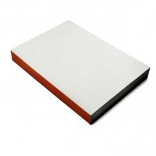 Limblock Whitelines® Orange glue A4, BIG 300 blad rutat 1/fp