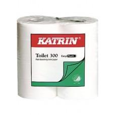 Toalettpapper Katrin 300 Easy Flush 2-lager 38m 20/fp