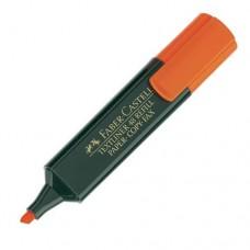 Överstrykningspenna Faber-Castell Textliner 48 Orange 1/fp