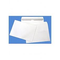 Kuvert C5 80g självhäftande vit 100/fp