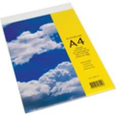 Informationsskylt/Broschyrhållare A4S stående Vägg