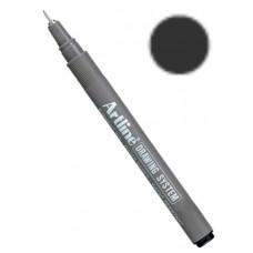 Artline Drawing System EK-235 Tuschritpenna 0,5mm Svart 1/fp