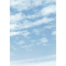 Motivpapper Sigel Clouds DP565 A4 90gram, 100 ark/fp