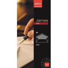 James Velin Elco Kuvert C65, 20 kuvert/ask