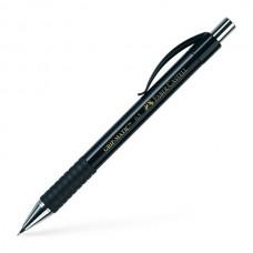 Stiftpenna Faber-Castell Grip-Matic 1318 0,5mm svart 1/fp