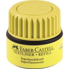 Refill Textliner Tank 1549 Automatic Refill till Faber-Castell Textliner Gul