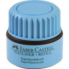 Refill Textliner Tank 1549 Automatic Refill till Faber-Castell Textliner Blå