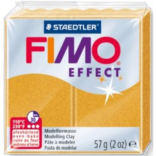 Fimo Effect modellera Metallic Gold (8020-11), 57g