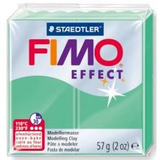 Fimo Effect modellera Gemstone Jade Green (8020-506), 57g