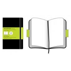 Moleskine Soft Cover Plain Notebook Large, olinjerad 13x21cm