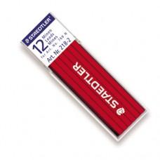 Stift Lumocolor non-permanent omnichrom 218-2 Röd, 12 stift/etui