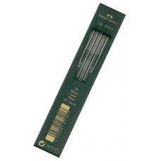 Ritstift Faber-Castell TK9071 2,0mm 4H, 10 stift/etui