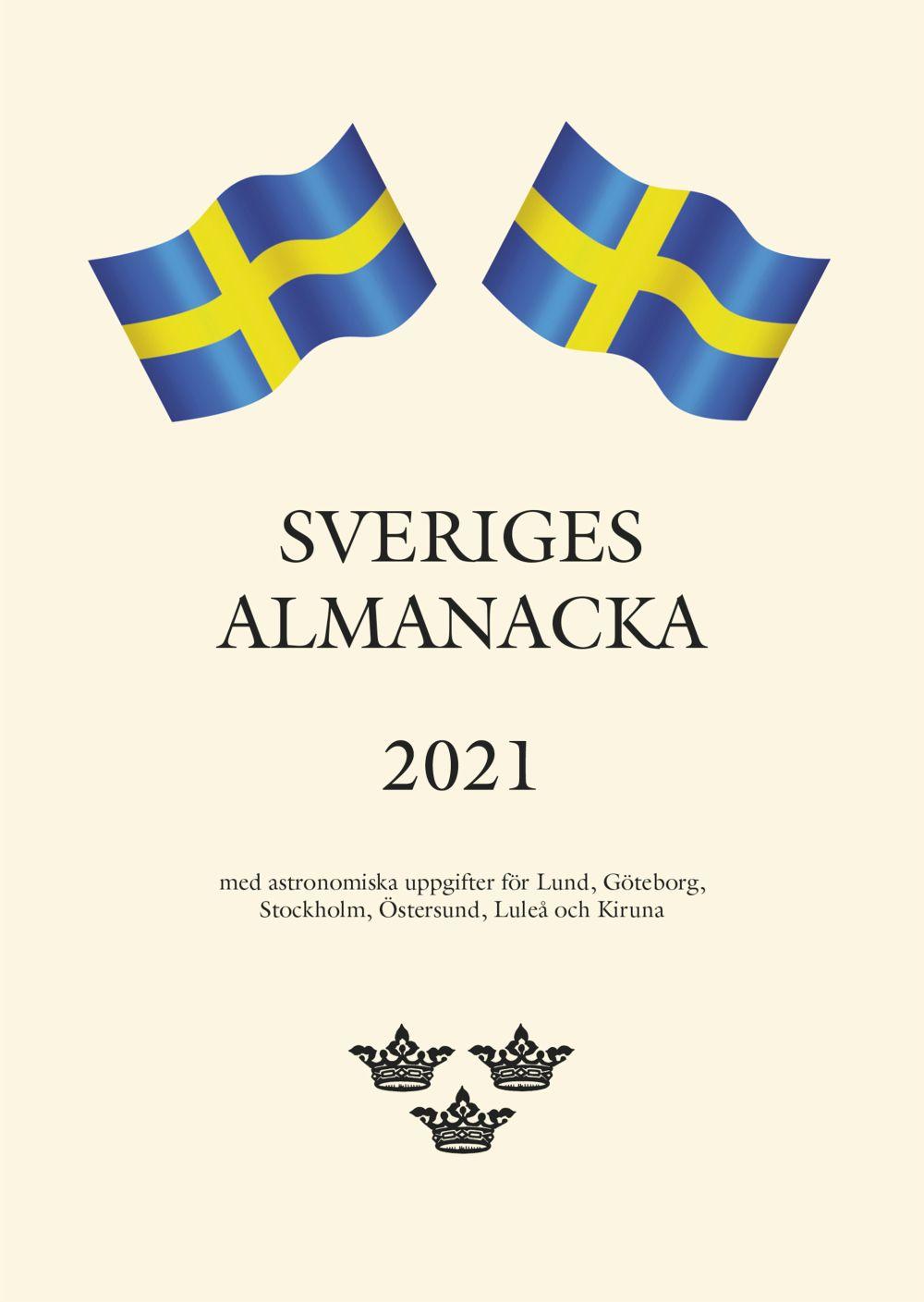 Fickkalender Burde 3070 Sveriges almanacka häftad